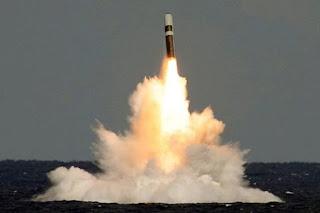 Kerajaan Inggris Kembali Gagal Lakukan Uji Coba Rudal Nuklir - Commando