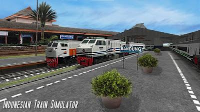 Aplikasi : Indonesia Train Simulator, Perdalam Dunia Kereta Api Dalam Negeri!, Highbrow Interactive games, game simulasi terbaru, Indonesia Train SImulator, simulasi kereta api indonesia, permainan terbaru
