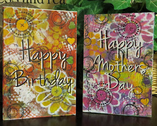 Greeting Cards Set by Lot95 Designs on Etsy