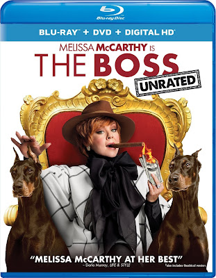 The Boss 2016 Daul Audio 720p BRRip 500Mb HEVC x265