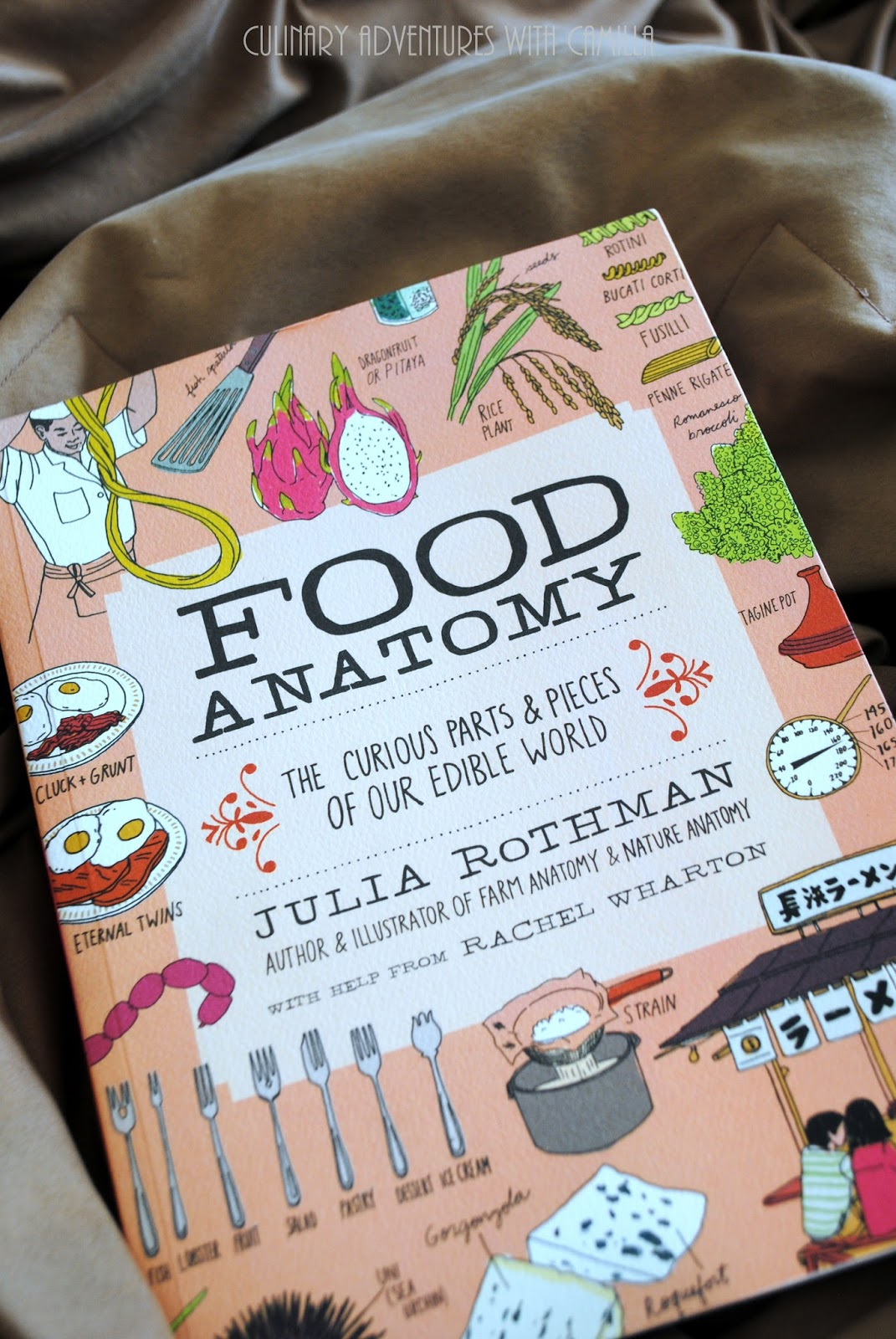 Culinary Adventures with Camilla: Food Anatomy: The Curious Parts ...
