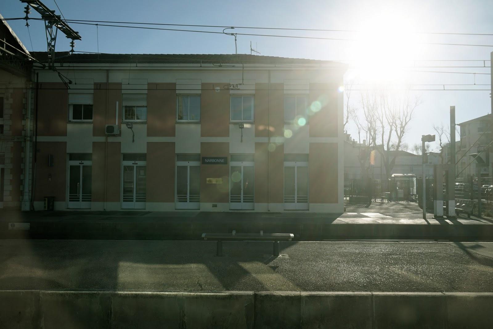 ナルボンヌ駅(Narbonne)