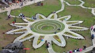 Taman bunga Cisantana