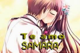 Te amo Samara