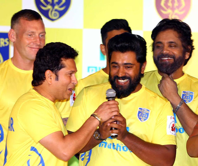 Nivin pauly at KBFC launch