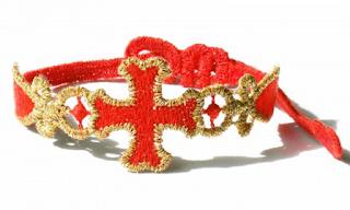 bracelet History Croix des templiers  Missiu