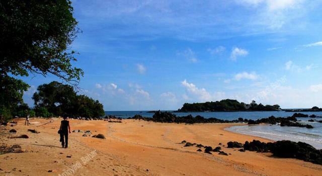 Wisata Pulau Jemur sepi pengunjung