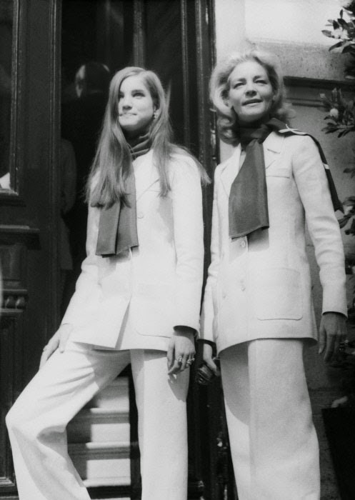 riplauren bacall a fashion tribute and my fathers
