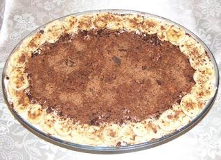 Tiramisu cu banane reteta de casa cu piscoturi mascarpone oua zahar cafea cacao retete dulci tort desert prajitura,