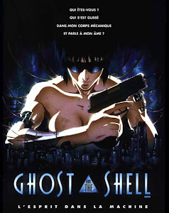 Poster Of Hollywood Film Ghost in the Shell (1995) In 300MB Compressed Size PC Movie Free Download At worldfree4u.com
