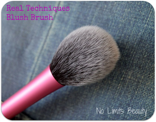 Real Techniques: Blush Brush (review)