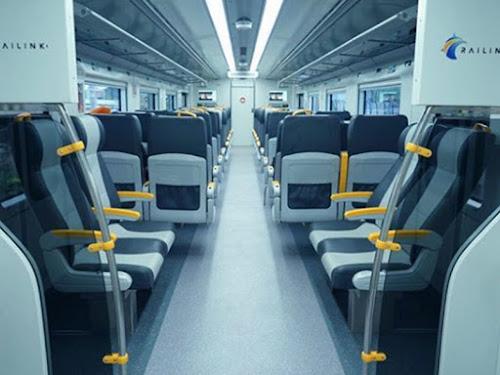 Tiket Promosi Railink Kereta Api Bandara