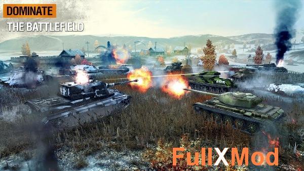 World of Tank Blitz Mod Apk Terbaru