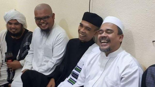 Faizal Assegaf: Naif Bila Habib Rizieq Ingin Dijebak Jadi Aktor Pemecah NKRI