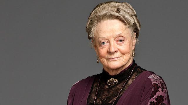 Gravações do filme de 'Downton Abbey', com Maggie Smith, começarão em breve | Ordem da Fênix Brasileira