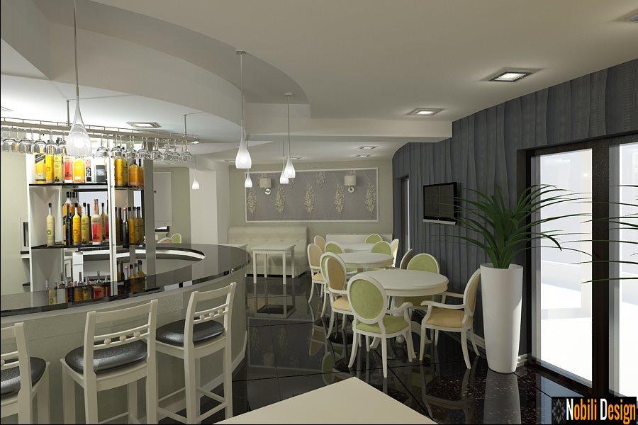 Design interior restaurante stil clasic Bucuresti - Amenajare sala evenimente Bucuresti