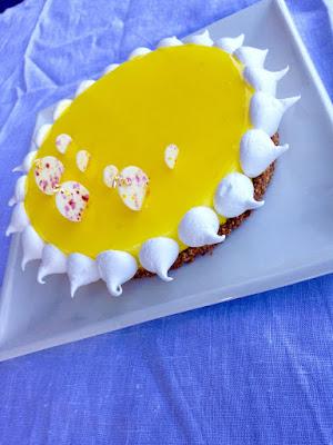 IMG 2828 - Tarte soleil: citron meringuée