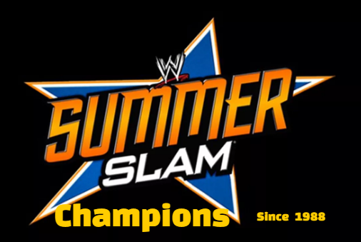 wwe, SummerSlam , previous , winners, losers, champs,all time, results, list, matches.
