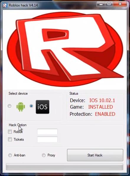 roblox hack für android und ios - robux free generator - roblox