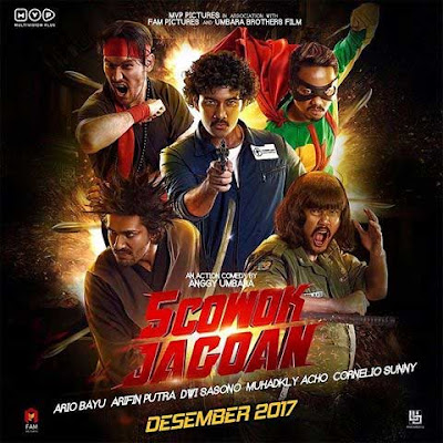 Download Film 5 Cowok Jagoan Full Movie