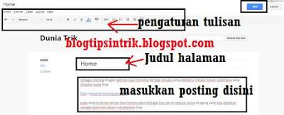 cara membuat backlink google site terbaru