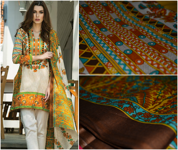 Riwaj by Shariq textile