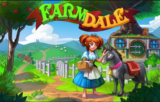 تحميل لعبة Farmdale v4.2.1 مهكرة وجاهزة للاندرويد نقود لا نهاية