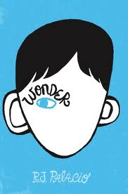 Wonder by RJ Palacio front cover