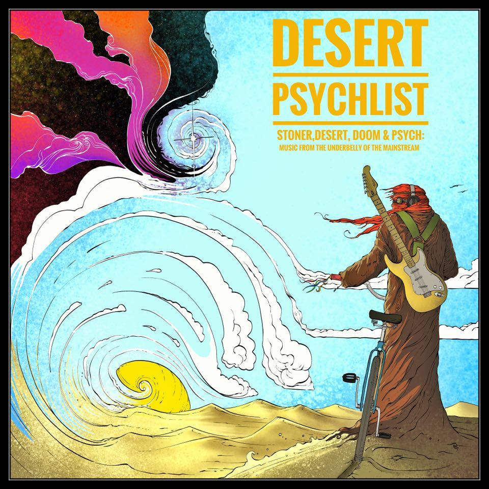 DESERT PSYCHLIST: 2019
