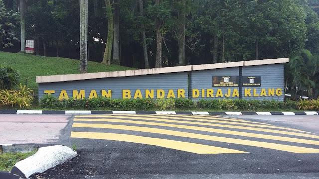 Taman Bandar Diraja Klang