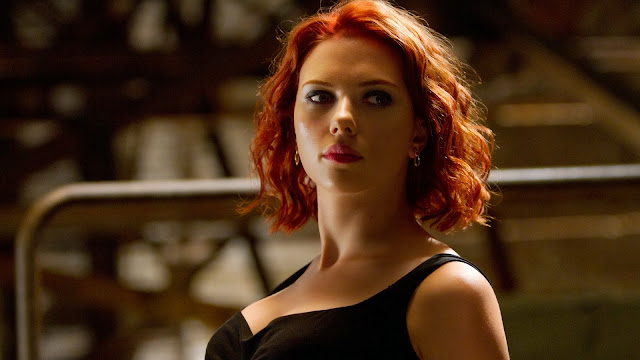 Wallpaper Scarlett Johansson HD
