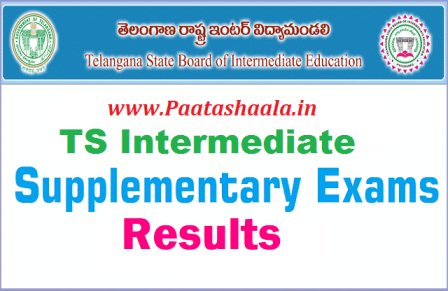 TS Inter Supplementary Exams 2019 Results on June 8th Telanagana Inter Supplementary 2019 Results, Telangana Supplementary Results 2019, TS Intermediate Advanced Supplementary Examinations First Year 2019 Reults . TS Intermediate Advanced Supplementary Examinations Second Year 2019 Reults, Telangana First and Second Year Supplementary Results 2019, Telangana Supplementary Examinations appeared candidates can check your results from TSBIE Official website. TSBIE Telangana Inter Supplementary Exams 2019 Results./2019/04/telangana-ts-inter-advanced-supplementary-betterment-results-2019-download-tsbie.cgg.gov.in.html