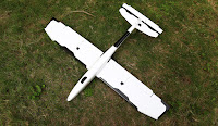 Xk A1200A Airplane Top View motor
