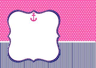 Marinerita Rubia: Invitaciones para Imprimir Gratis