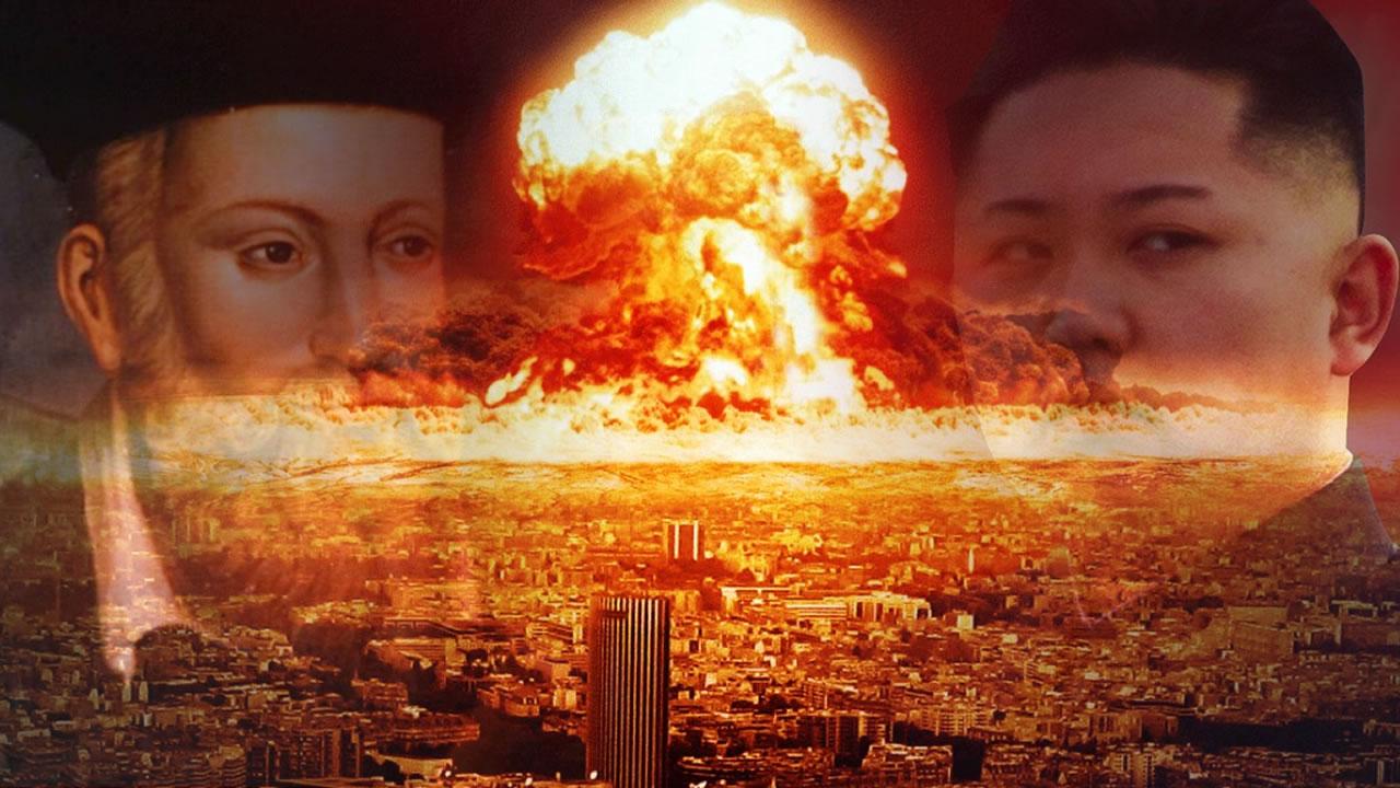 «La Tierra temblará con mucha fuerza» ¿Predijo Nostradamus el conflicto de Corea del Norte?