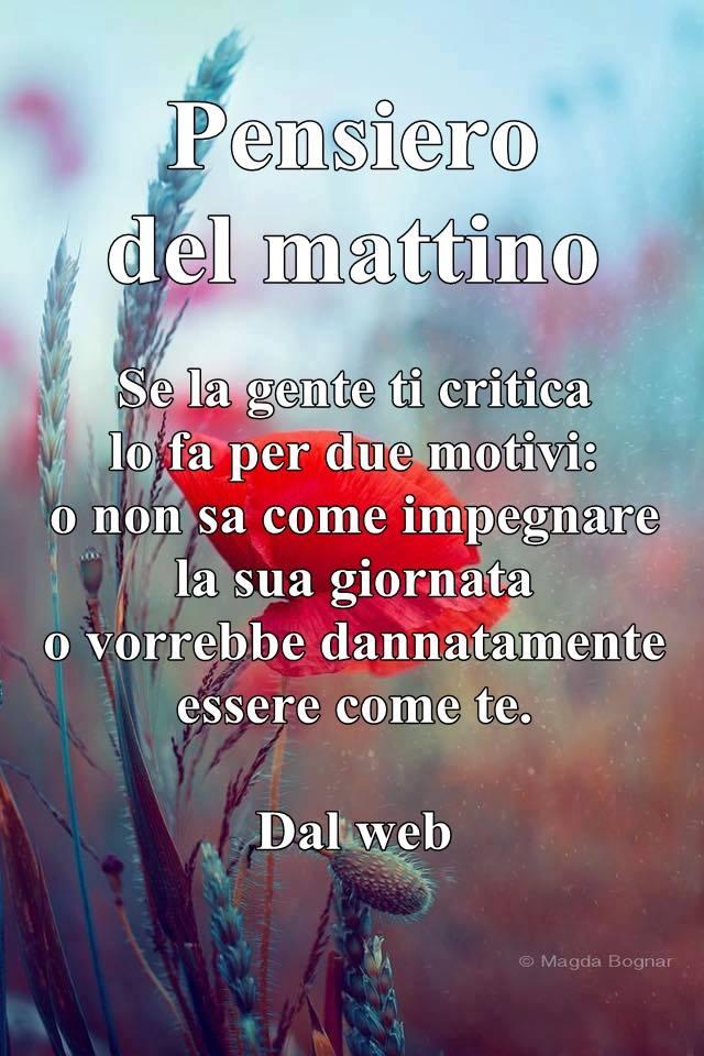 Un Cuore A Spasso Fanpage Pensiero Del Mattino Un Cuore A Spasso
