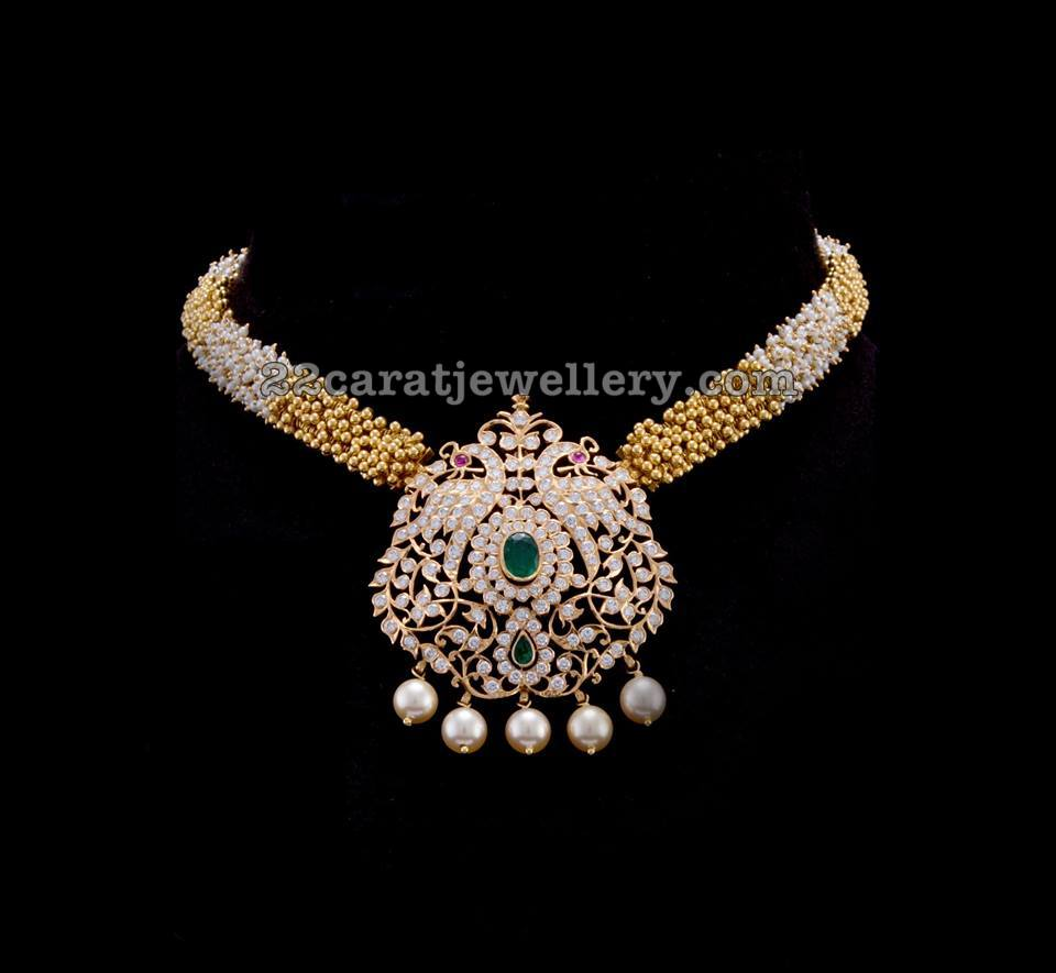 Top 9 Latest Designs By Srj Fine Jewelry Jewellery Designs