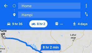 Fitur Baru Google Maps Makin Memudahkan Pengendara Sepeda Motor Menuju Suatu Lokasi