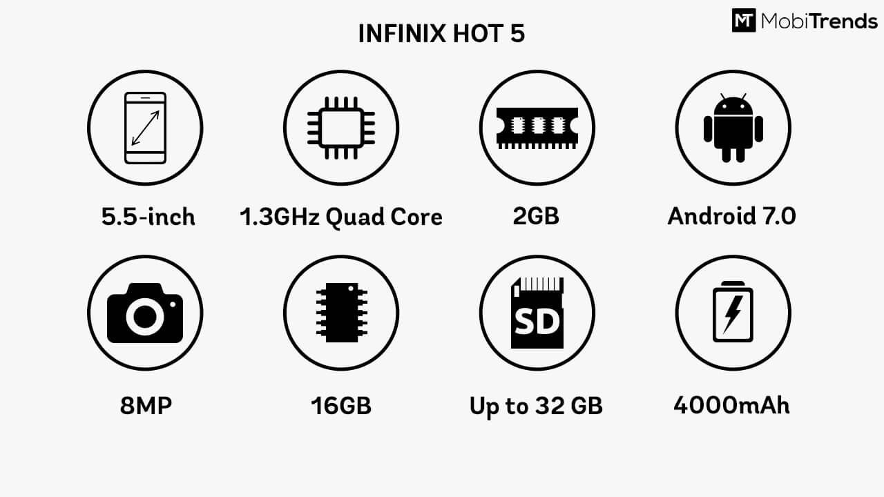 Infinix-Hot-5-specifications