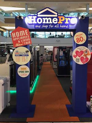 Home Appliances & Living Fair @ IOI City Mall Putrajaya