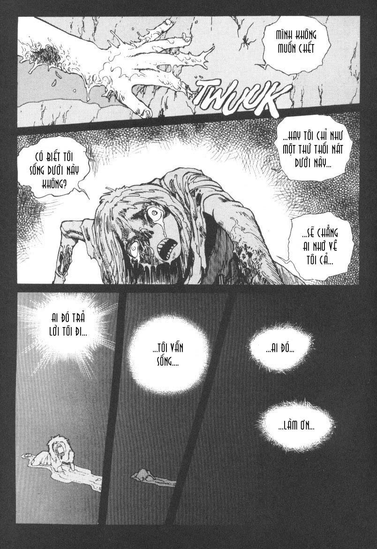 Battle Angel Alita chapter 07 trang 19