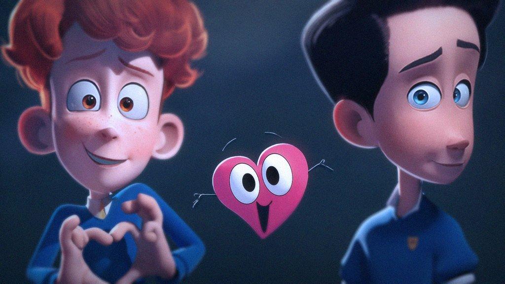 Animação 'In a Heartbeat' mostra primeiro amor entre dois meninos