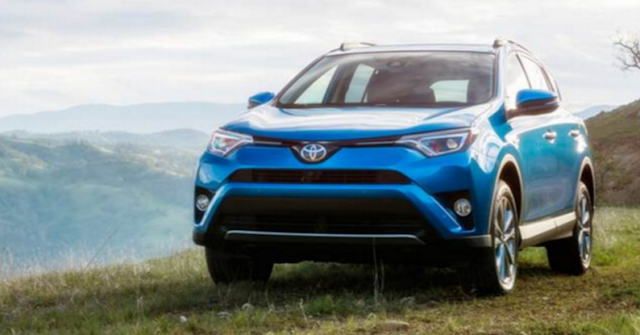 2017 Toyota Rav4 Hybrid Reviews