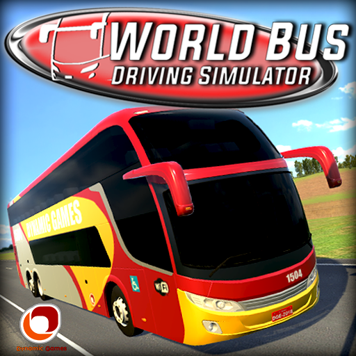 World Bus Driving Simulator v0.69 Apk Mod [Dinheiro Infinito]