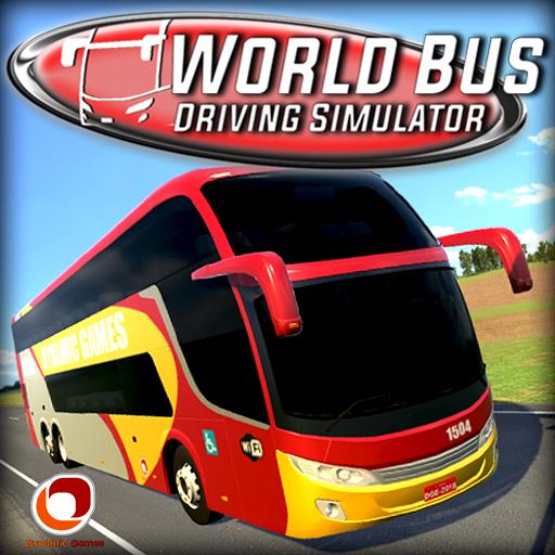 World Bus Driving Simulator v0.96 Apk Mod [Dinheiro Infinito]