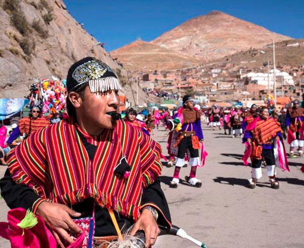 Potosí espera Ch'utillos 2017