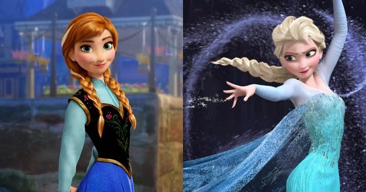 Geekmatic Press Release Two Sisters In Frozen