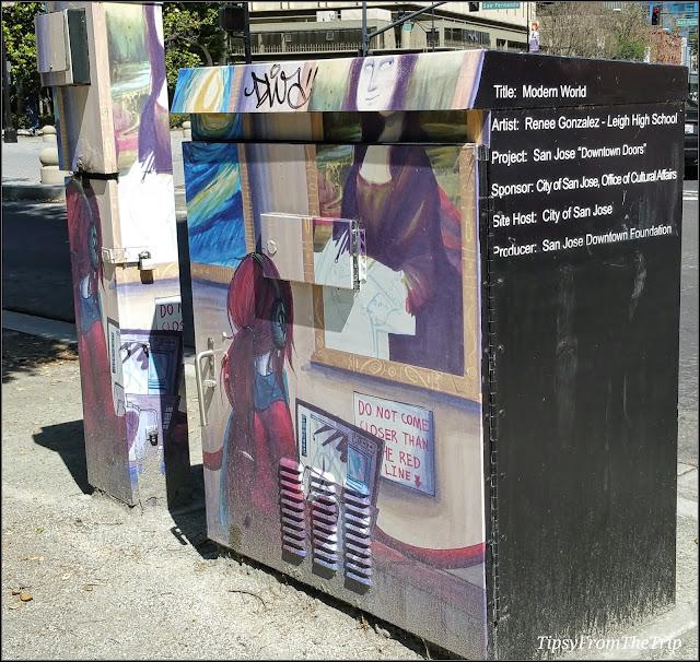Public Art, Downtown San Jose
