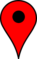 The image shows the location of your future business.