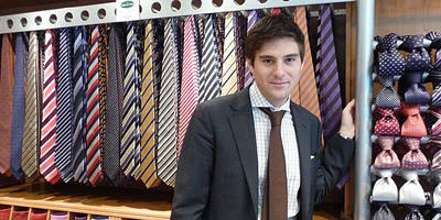 3d3c88657905 A necktie is described as